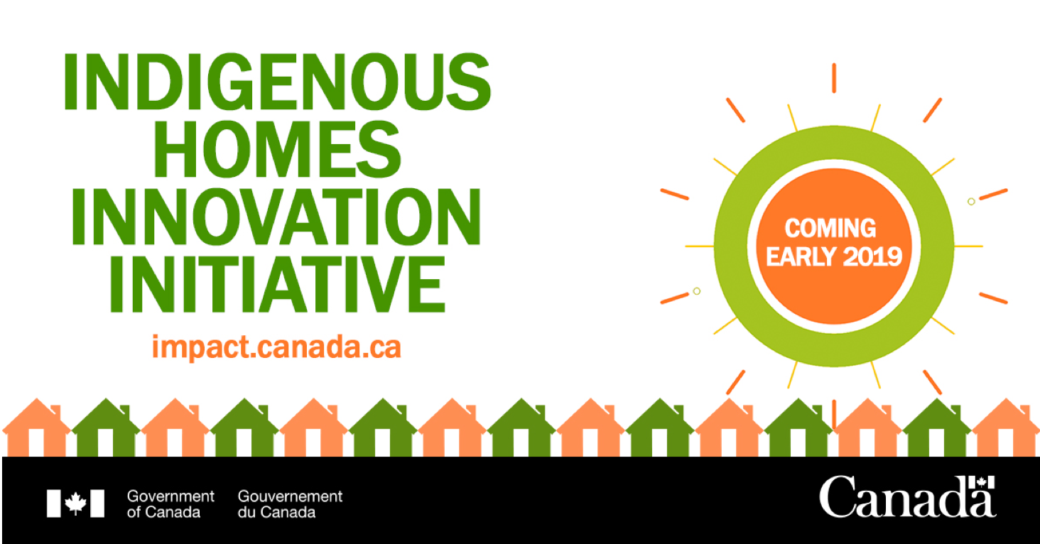 Indigenous Homes Innovation Initiative Branding Banner