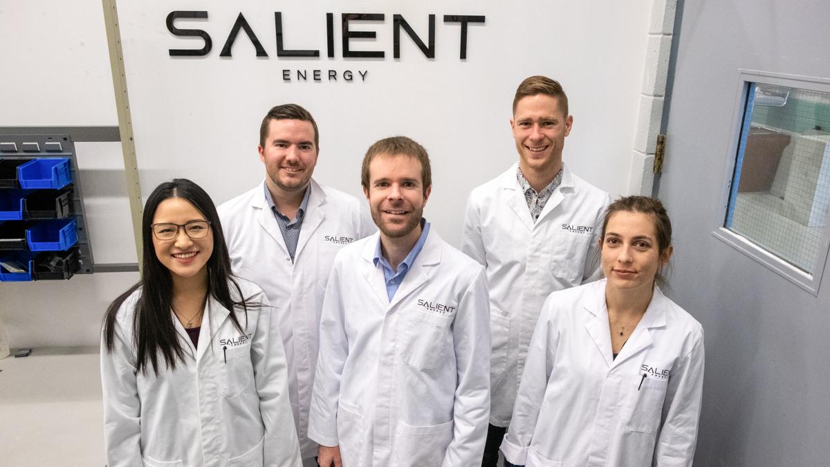 salient team photo