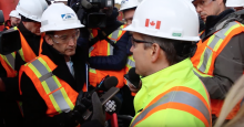 New Champlain Bridge Update on Youtube