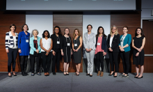 Top 10 finalists for Women in Cleantech Challenge
